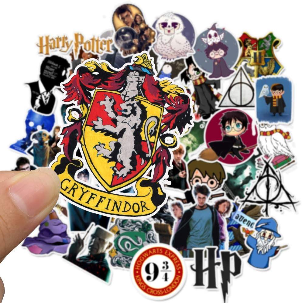 50 Pcs Laptop Stickers pour Enfants//Moto//Ordinateur//T/élephone,Autocollant Stickers en Vinyl pour Offrir Vinyle Autocollant Voiture Jaune