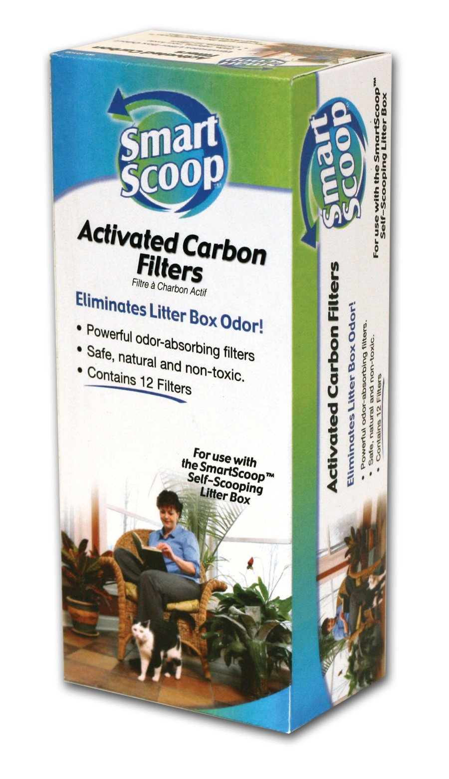 OurPets SmartScoop Litter Box Filters
