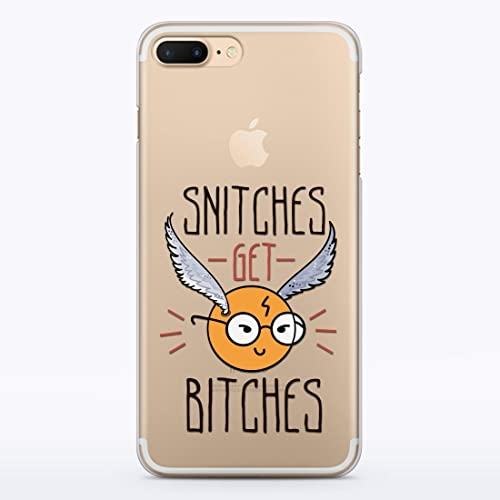 Amazon com: Snitches get Stitches Gold Snitch Harry Potter