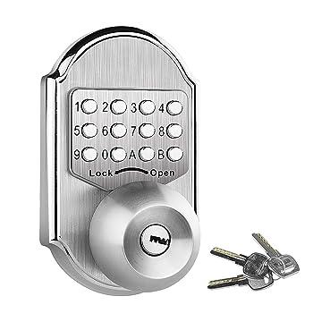 Elemake 304 Keyless Lock