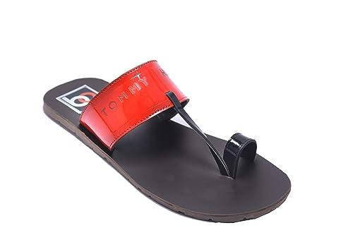 Buy Brand Bucket Men Sandals/Lack Flats