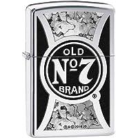 Zippo Jack Daniel's Label Regular Lighter