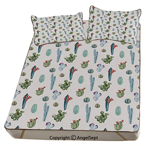 Summer Cool Mattress Pad Cover Topper with Silk Pillowcase Cute Foldable Folding Cooling Mat Cooling Mattress Topper Twin XL