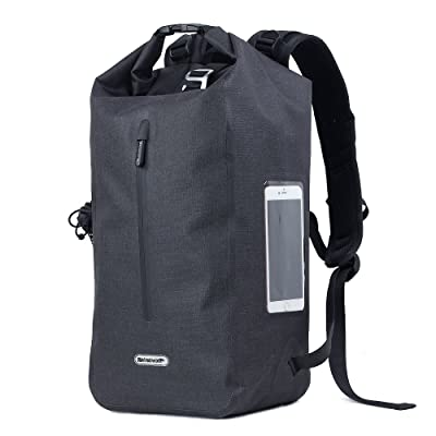 25L Heavy Duty Waterproof Roll Top Dry Bag Backpack TF710