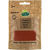 Organic Cayenne Pepper 50g by Hatton Hill Organic - Certified Organic