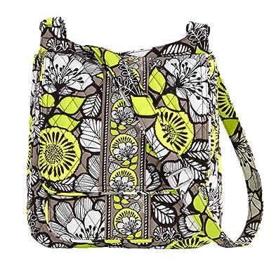 Amazon.com: vera bradley saco de correos bolso bandolera ...