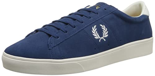 25a8e085d6979 Fred Perry Mens Spencer Suede: Amazon.co.uk: Shoes & Bags