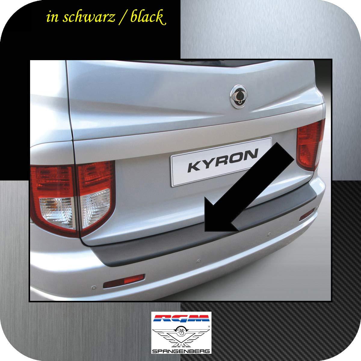 Richard Grant Mouldings Ltd. RGM RBP150 - Protección para el Borde del Maletero para SsangYong Kyron SUV Combi de 5 Puertas, año de fabricación 05.2005 ...