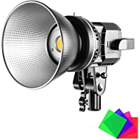 GVM Great Video Maker 80W CRI97+ LED Light with Bowens Mount