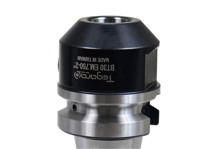Tegara BT30 3//4 x 2.0 in End Mill Tool Holder 2 pcs 202-7540-2