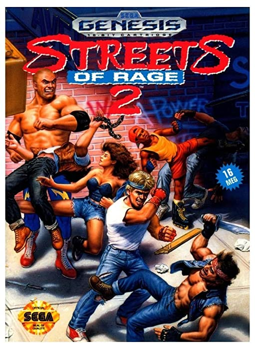 Top 9 Sega Genesis Streets Of Rage