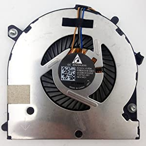 New CPU Cooling Fan For HP Elitebook 840 850 G1 G2 ZenBook 14 series P/N: KSB0805HB-CM23 6033B0033202 730792-001