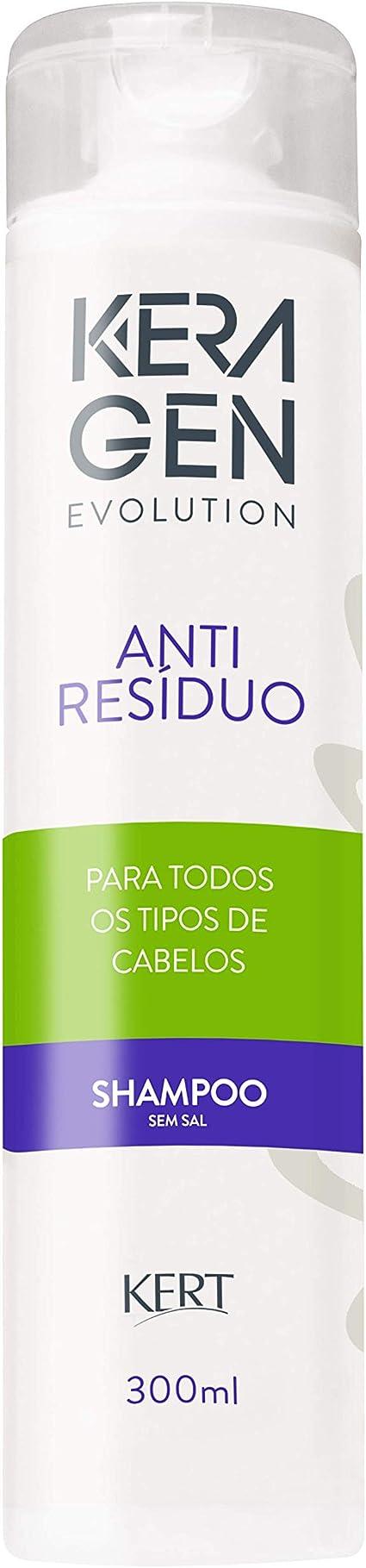 Shampoo Evolution Antirresíduo, Keragen