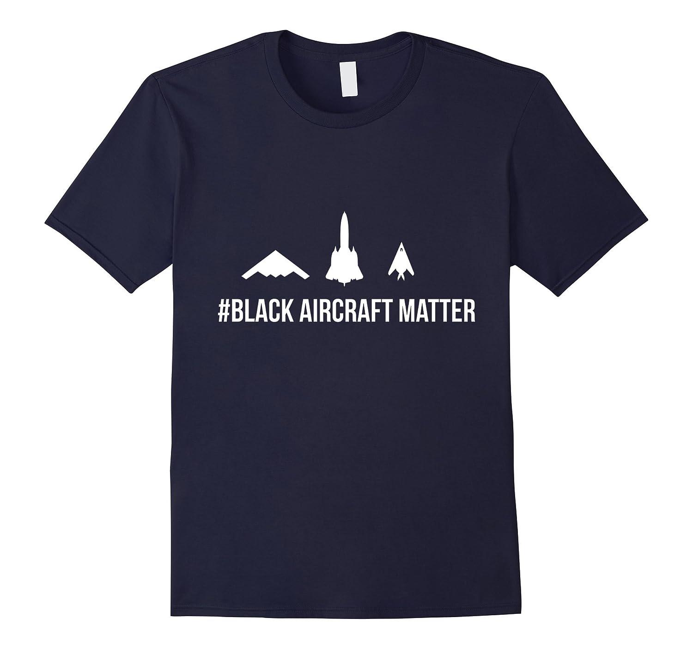 Aircraft mechanic shirts- Black aircraft matter-CL