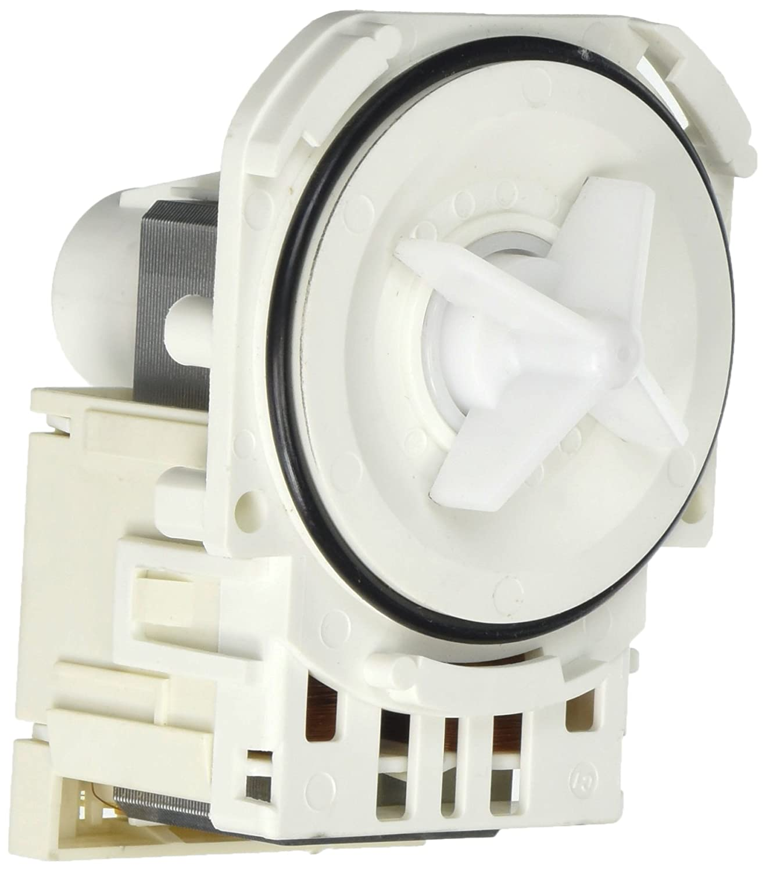 AEG Electrolux Ikea Bomba de desagüe para lavadora Zanussi ...