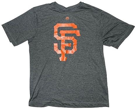 online retailer b03db 8071f Amazon.com : Majestic San Francisco Giants Synthetic ...
