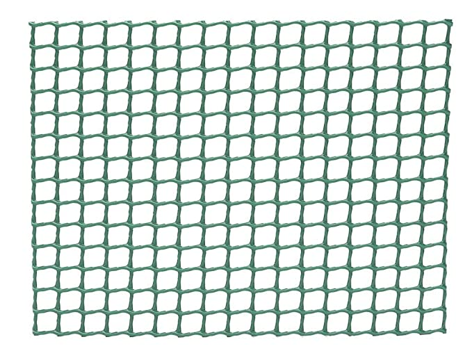Green Garden Mesh Rigid Heavy Duty Square Plastic Landscaping ...