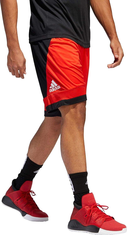 6fd8ddc8c Amazon.com: adidas Pro Bounce Short Men's Basketball: Clothing