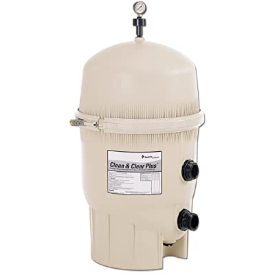 Pentair 160340 CCP320 Clean and Clear Plus Cartridge In Ground Pool Filter : Swimming Pool Cartridge Filters : Garden & Outdoor