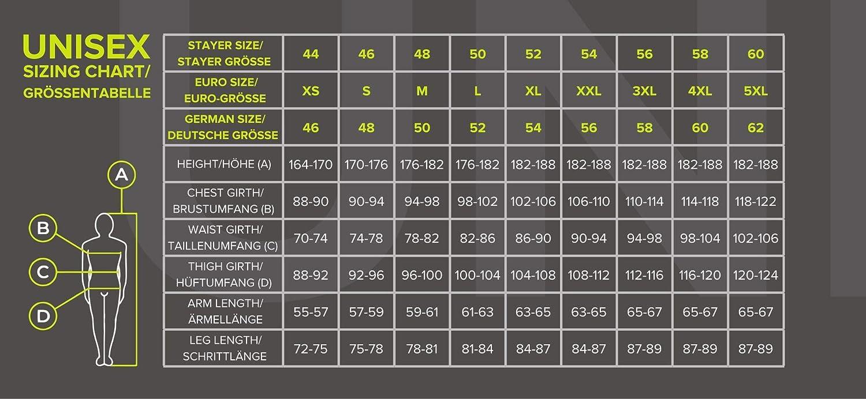 Stayer Stayer Stayer Snowboard-Jumpsuit Unisex Uomo Donna Freeride Tuta da Sci Tuta Invernale Tuta Invernale Impermeabile Camouflage verde, Adulti (Unisex), 12580-90, verde Scuro, XLB07MMMXG4JParent | comfort  | Terrific Value  | Forte calore e resistenza al calore  26ab95