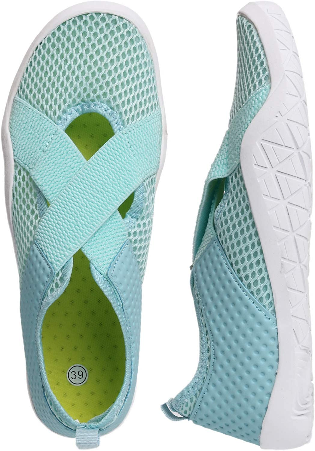 WHITIN Womens Water Shoes with Arch Support