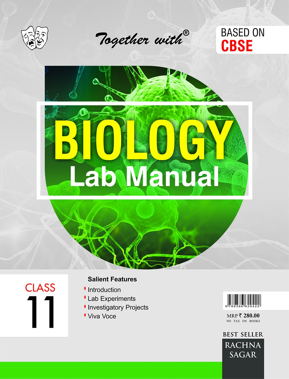Together with CBSE Lab Manual Biology for Class 11 for 2019 Exam:  Amazon.in: Rachna Sethi: Books