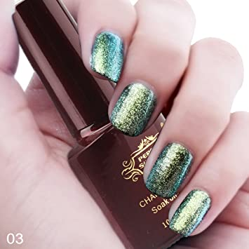 Amazon.com: Esmalte de uñas con gel soak off ...