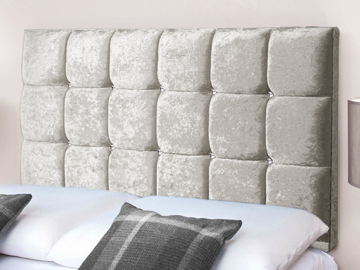 general high quality TrendMakers Premium Luxury Tufted Crystal ...