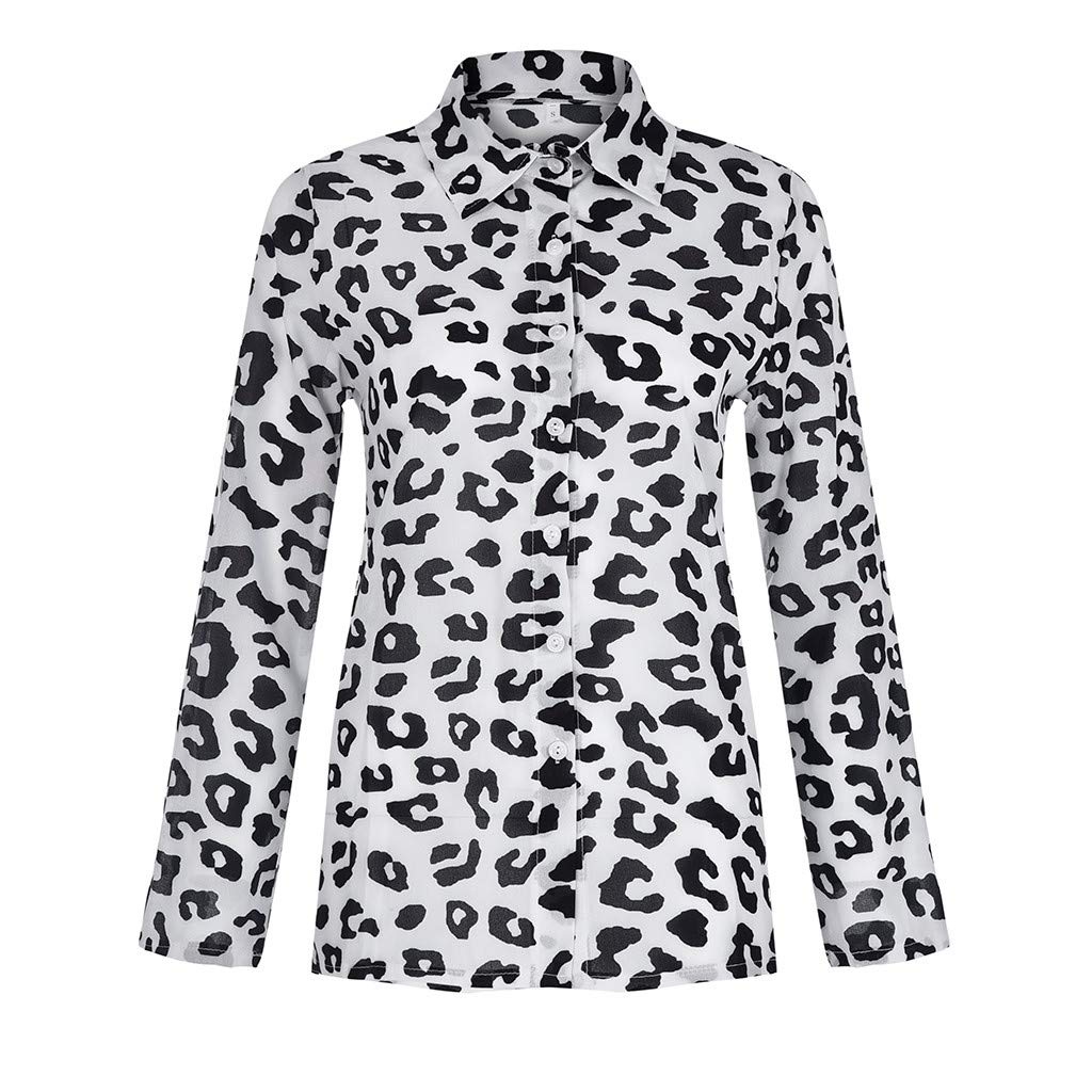 foreverH Womens V Neck Mesh Panel Blouse 3//4 Bell Sleeve Loose Top Shirt Button Blouse Pullover Tops Shirt