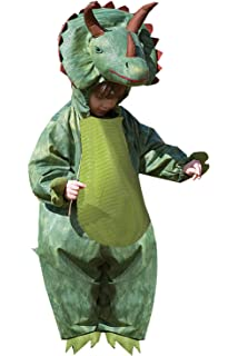 Age 3-5 Years Travis Ride On Dinosaur Light /& Sound Costume Fancy Dress
