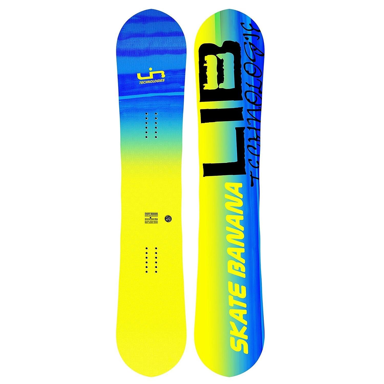 Lib Techスケートバナナワイドスノーボードメンズ B072WKWQYL 156cm (W)