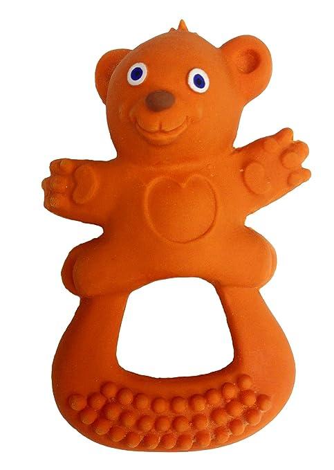 Lanco Toys 871 - Mordedor Osito, 100% látex Natural ...