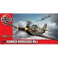 Airfix Hawker Hurricane MK1-1:72 Scale Model Kit