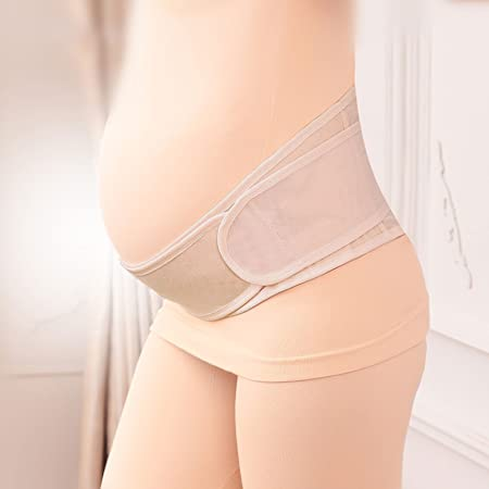 0692622e86e PetHot Pregnancy Maternity Support Belt Special Lower Back Relief Bump Belly  Abdomen Waist Lumbar Band Brace Comfortable  Amazon.co.uk  Kitchen   Home