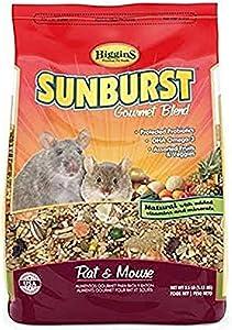 Higgins Sunburst Gourmet Rat & Mouse Food 2.5Lb