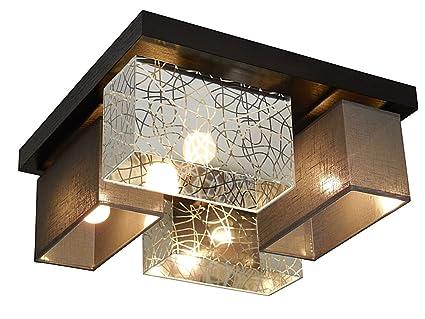 Lampe de plafond wero design vitoria 001 plafonnier applique