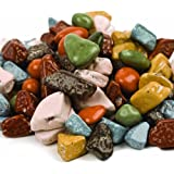 SweetGourmet Candy Coated Chocolate Rocks (2 lb)