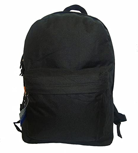 Amazon.com | Classic Bookbag Basic Backpack