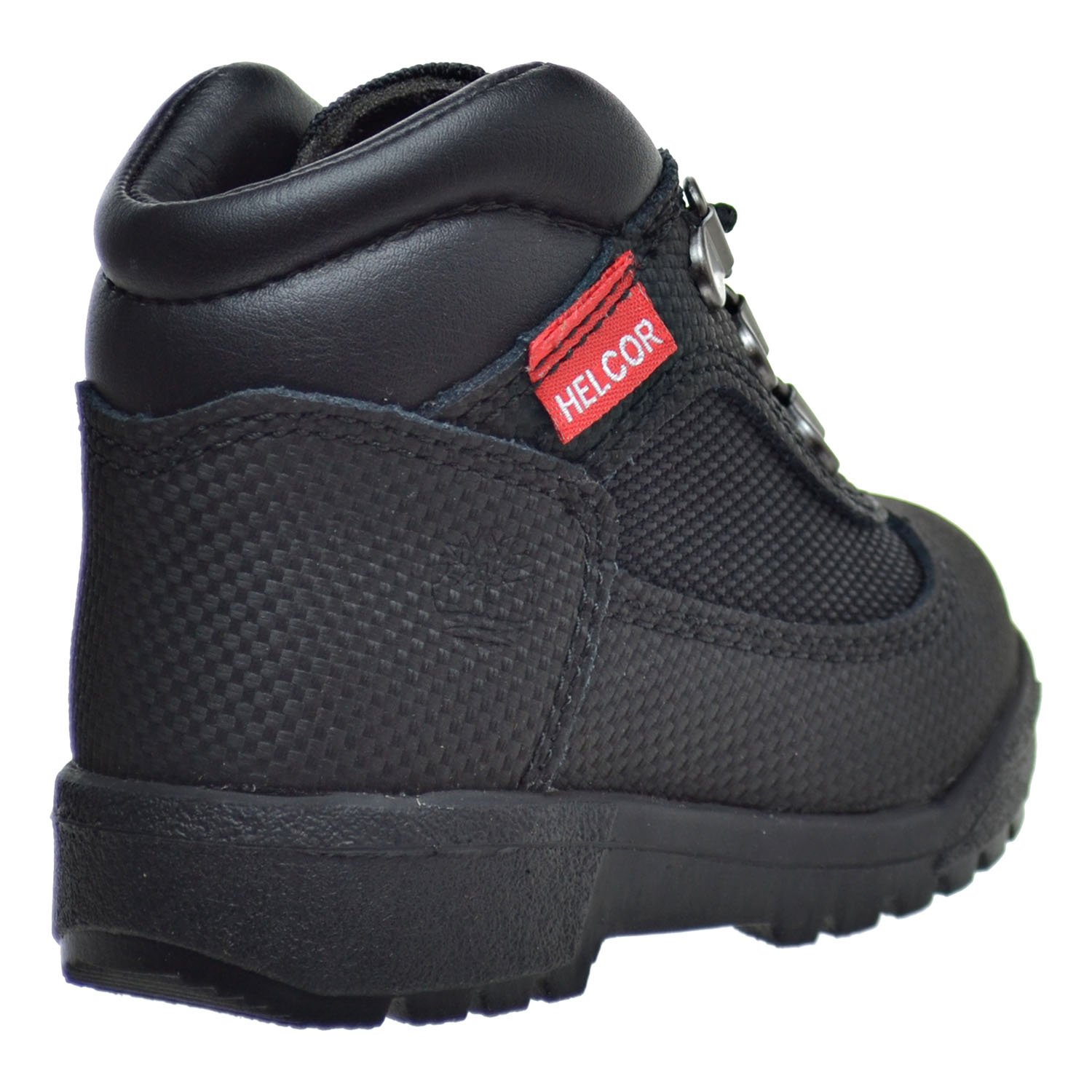 Timberland Toddler Field Boots Black Helcor tb0a1a4c