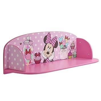 disney mno estantes para nios con diseo de minnie mouse color rosa