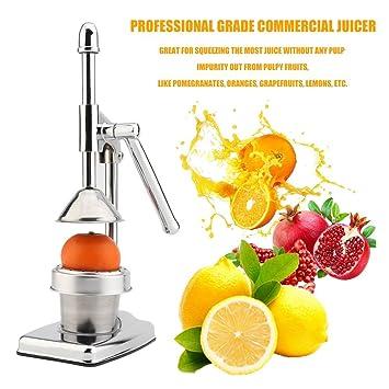 Compra preup Naranja Prensa - Palanca Profesional Exprimidor de zumo de naranja Prensa en Amazon.es