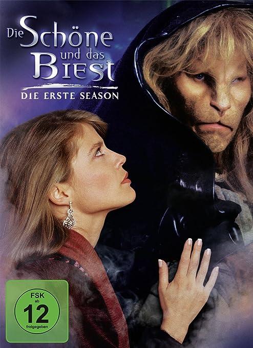 Die Schöne und das Biest - Die erste Season [DVD]: Amazon.es