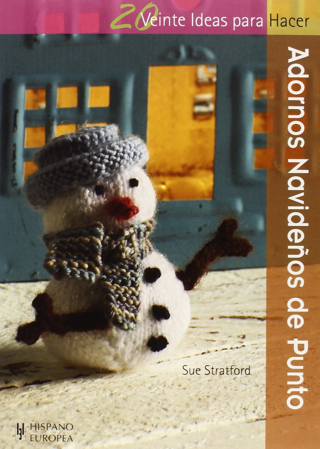 OS DE PUNTO - 20 IDEAS PARA HACER: STRATFORD(521089): 9788425521089: Amazon.com: Books