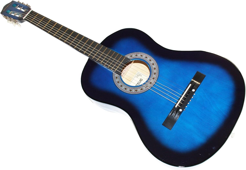 Cher rystone 0754235506270 4/4 escolar acústica Guitarra de ...