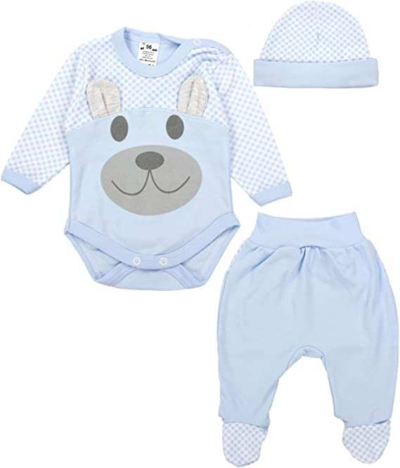 TupTam Conjunto para Beb/é Pantalones Body con Estampado