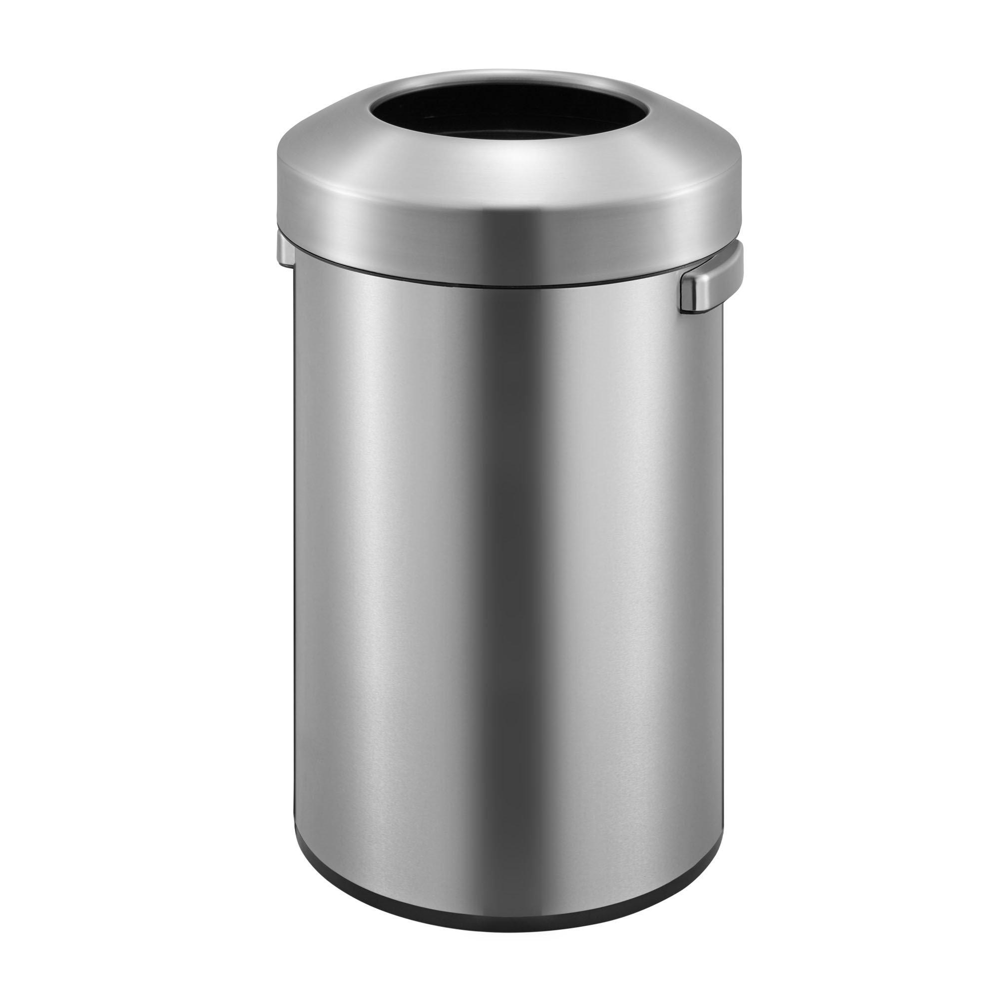 EKO 90556-1 60L Urban Commercial Round Trash Bin