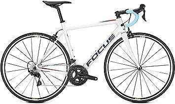 Focus Izalco Race 9.7 2019 - Bicicleta de Carreras, Color Blanco, tamaño L/57cm, tamaño de Rueda 28.00: Amazon.es: Deportes y aire libre