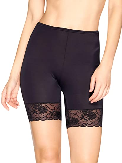 Size Small to XLarge Womens Antistatic Fitted Biker Short Bloomer Slip Ilusion 2056