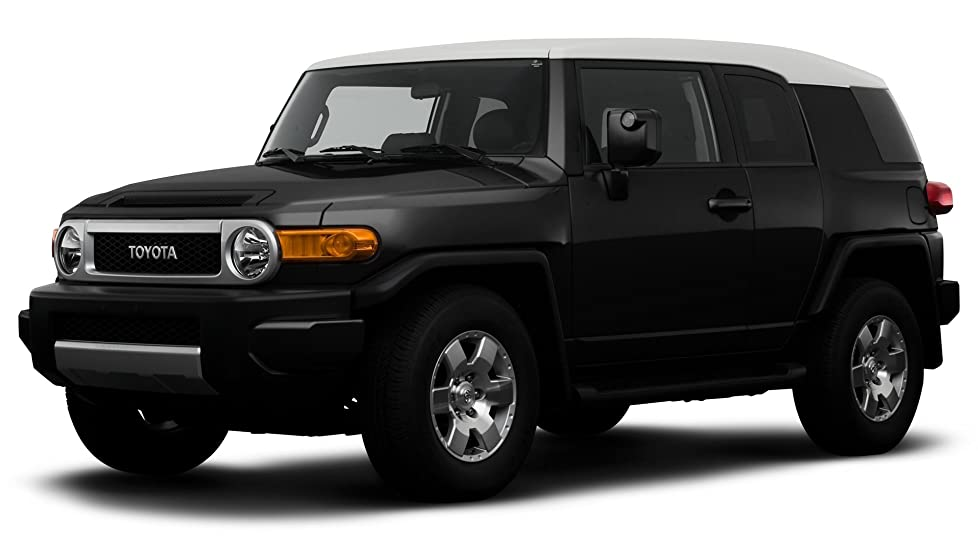 toyota fj cruiser parts manual
