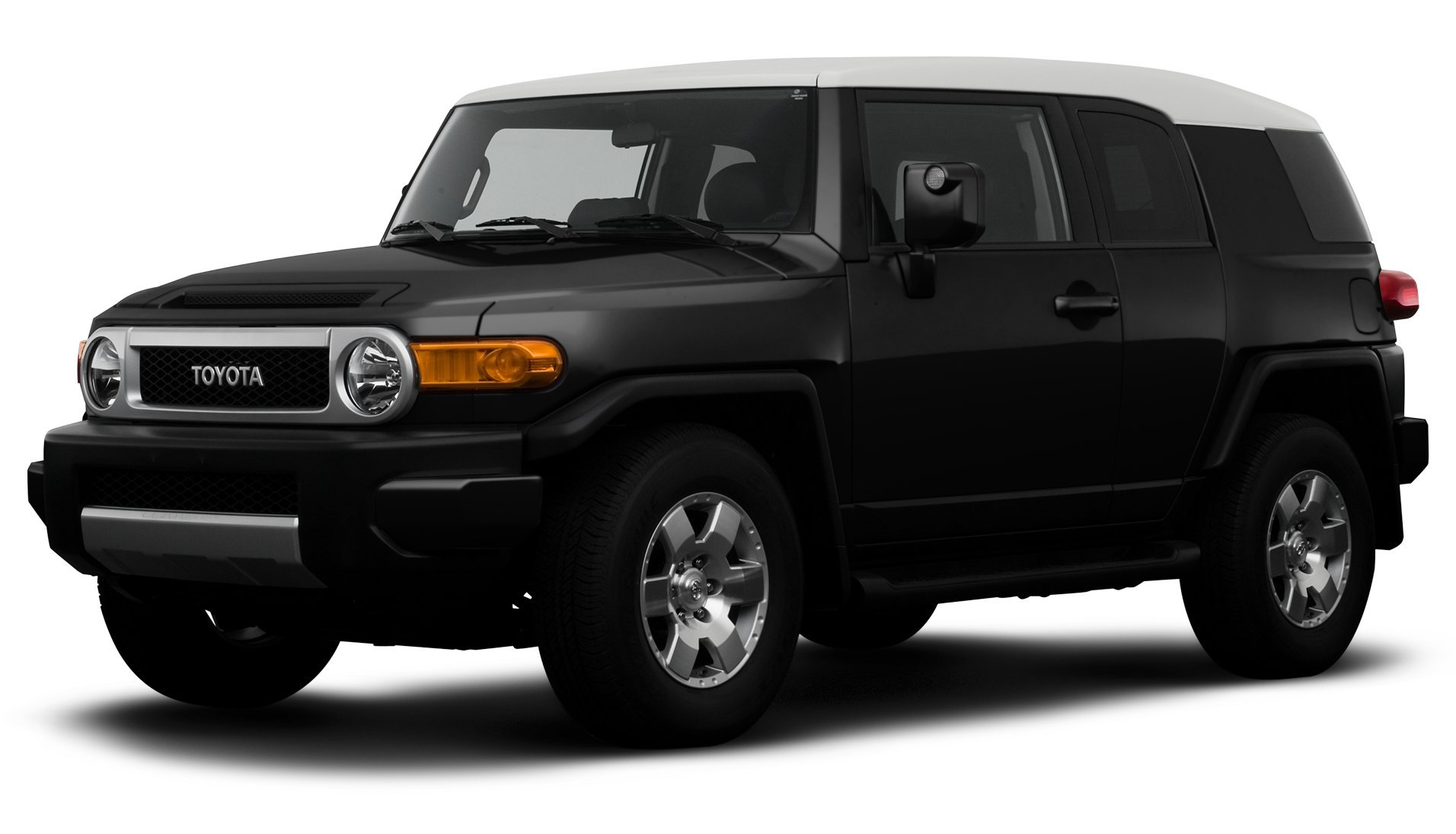 2008 Toyota Fj Cruiser Reviews Images And Specs Vehicles Trailer Wiring 4 Wheel Drive Door Automatic Transmission Gs